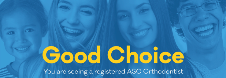 Registered ASO Orthodontist
